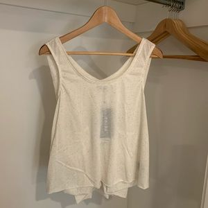 Cape style tank top from Terez